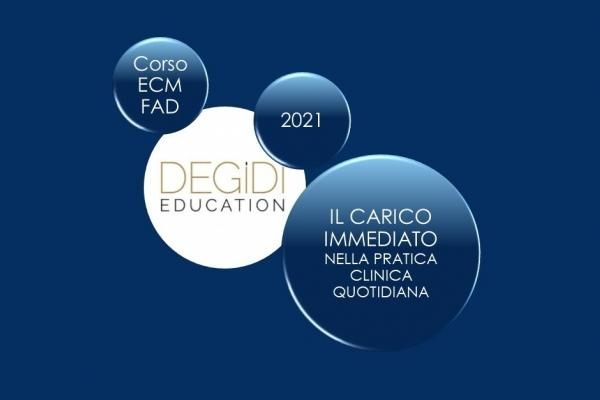 IL CARICO IMMEDIATO NELLA PRATICA CLINICA QUOTIDIANA - 2021